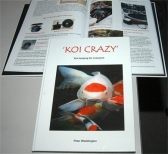 Koi Crazy - Peter Waddington